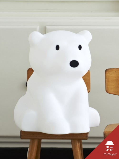 小熊灯/Nanuk Lamp