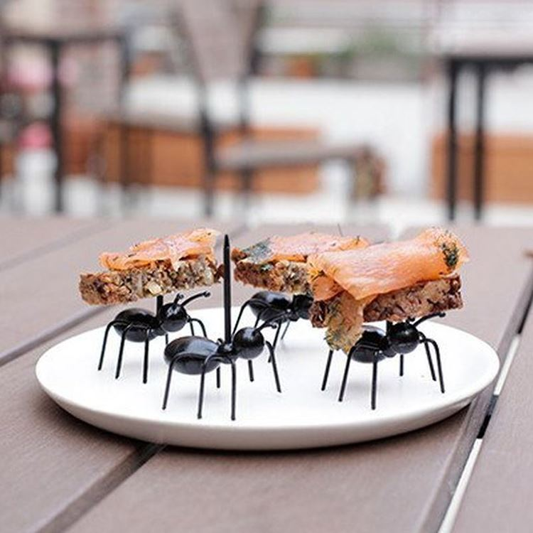 蚂蚁食物签/Party Picks Ants Set Of 20