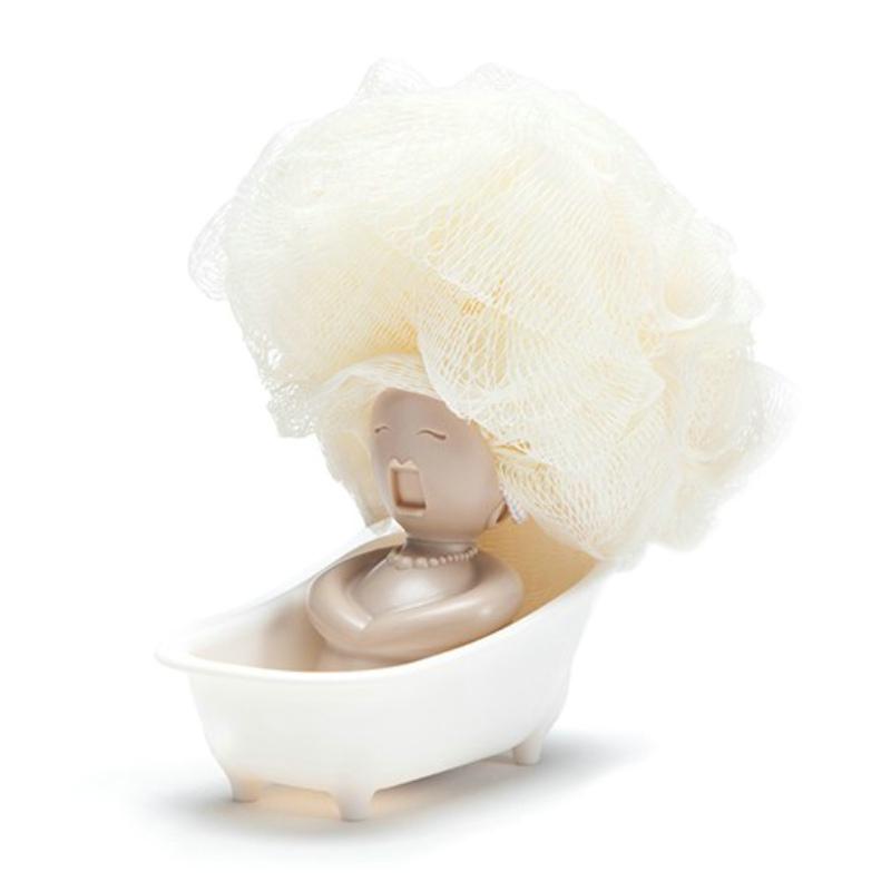 Peleg Design 浴缸美女厨房洗碟沥水架/Soap Opera
