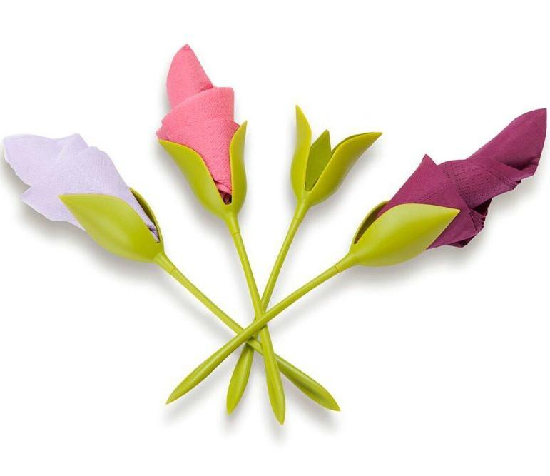 Peleg Design 花卷餐巾纸架/Bloom