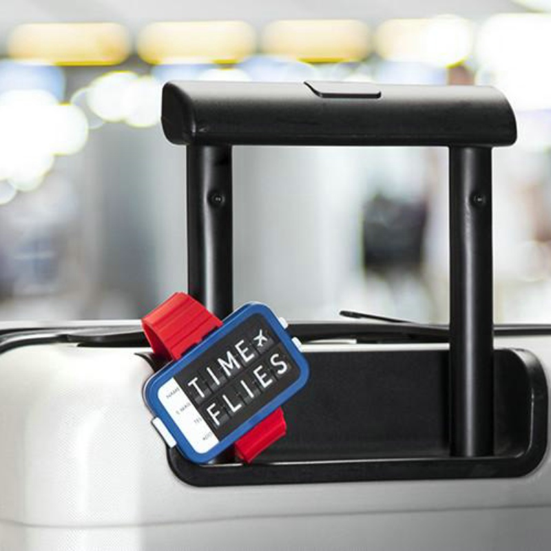 Ototo Design 旅行时光 行李吊牌/Time Flies-Luggage Tag