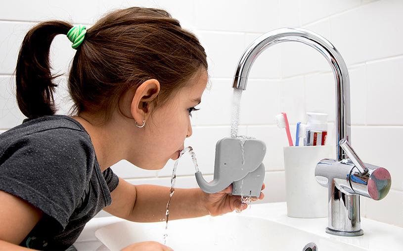 Peleg Design 小象水龙头引流器/Jumbo Jr.Faucet Fountain