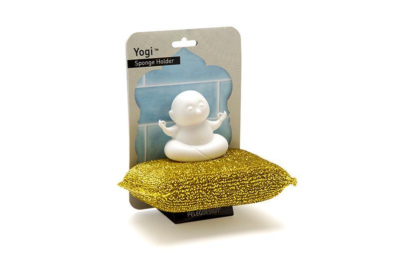 Peleg Design 弥勒佛海绵架/Yogi - Sponge Holder