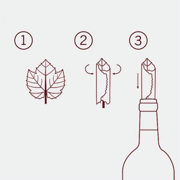 葡萄叶漏斗 Fine Vine