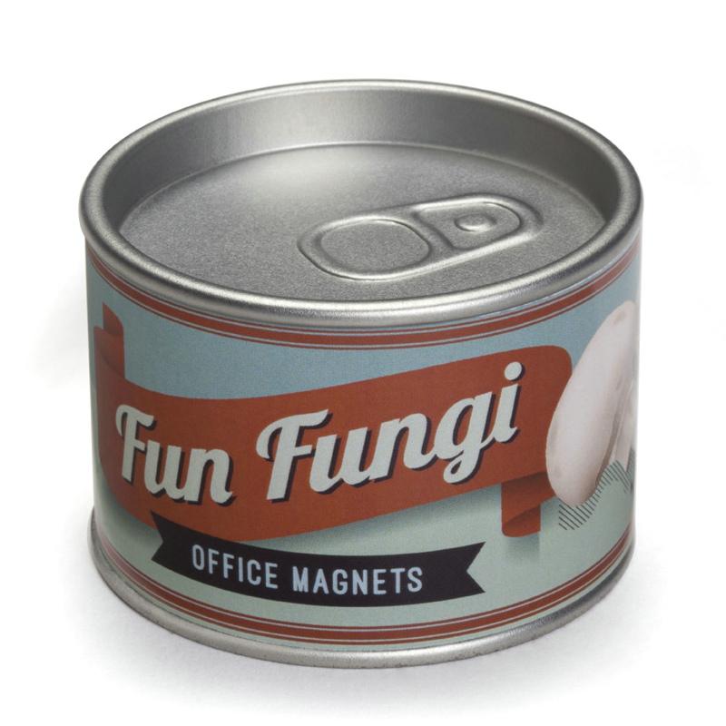 蘑菇形磁性贴/Fun Fungi