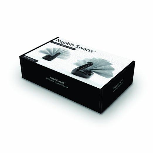 天鹅餐巾纸架/Napkin Swan
