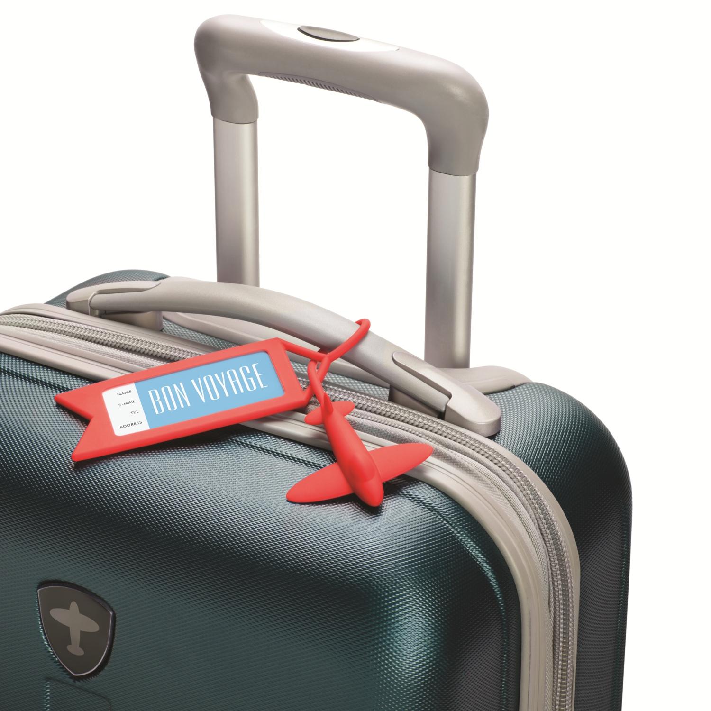 旅行行李箱标签/Tag Me