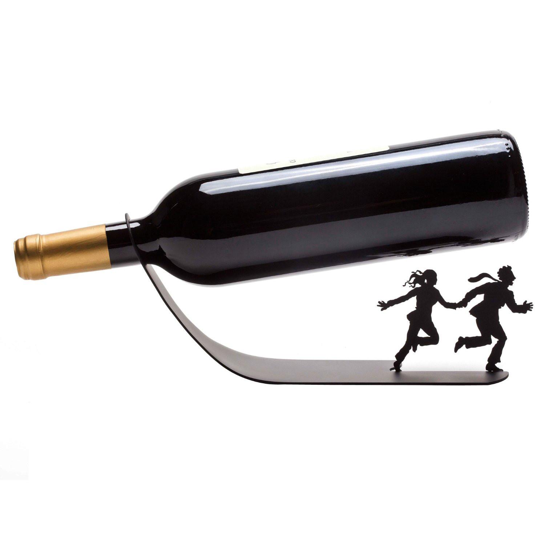 牵手情侣酒架/Wine for your life