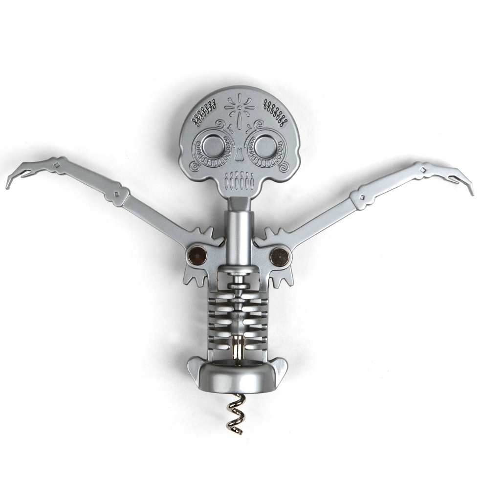 骷髅开瓶器/Day of the Dead Corkscrew