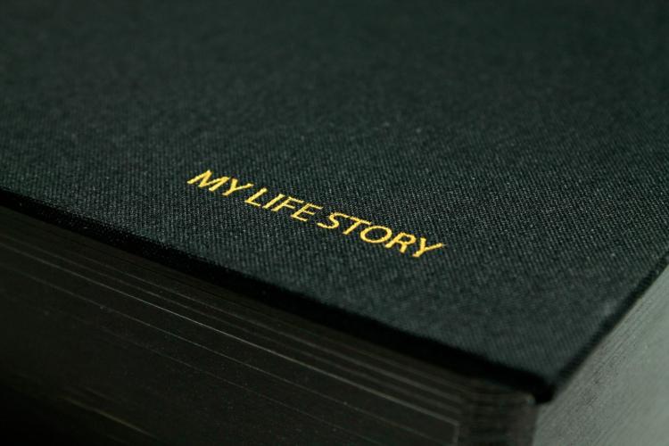 人生之书日记本/My life story