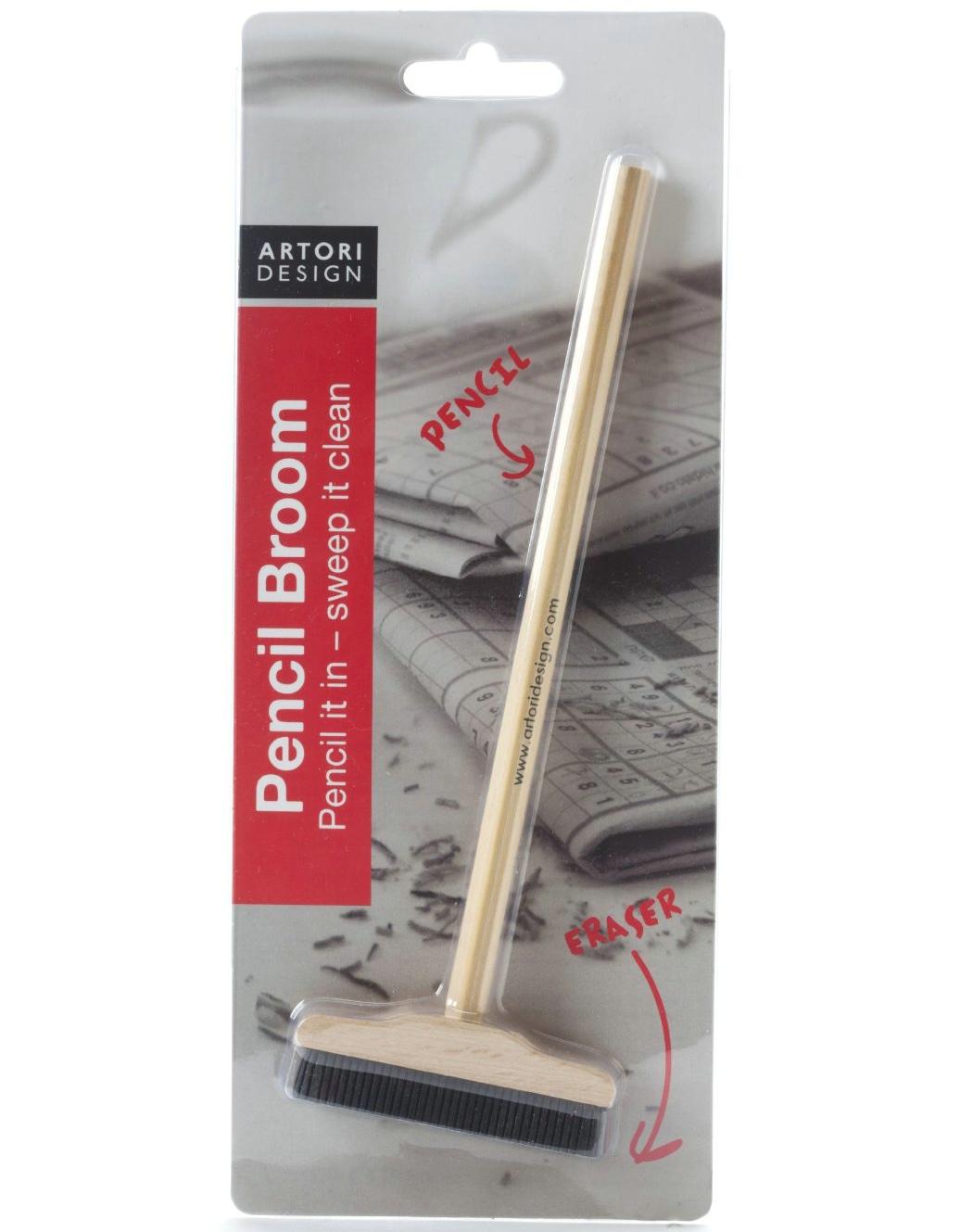 扫帚铅笔/Pencil Broom