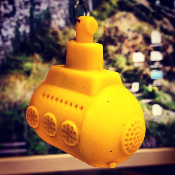潜艇泡茶器/TEA SUB