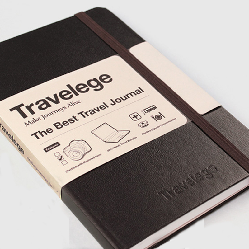 Travelege Journal