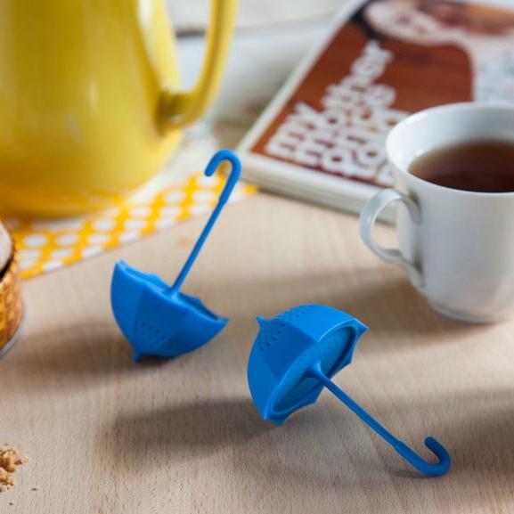伞形泡茶器/Umbrella Tea infuser