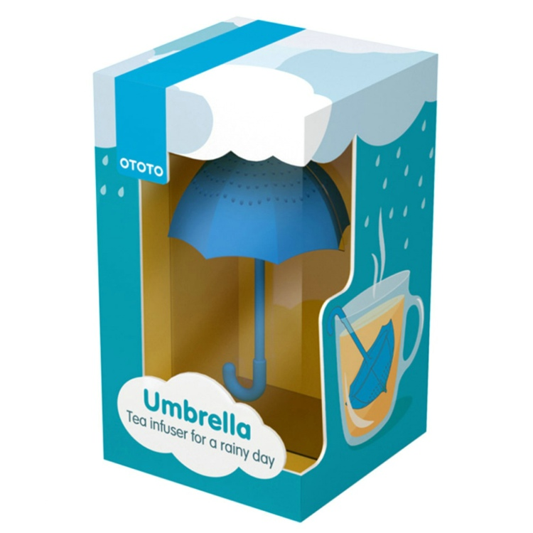 伞形泡茶器/Umbrella Tea infuser