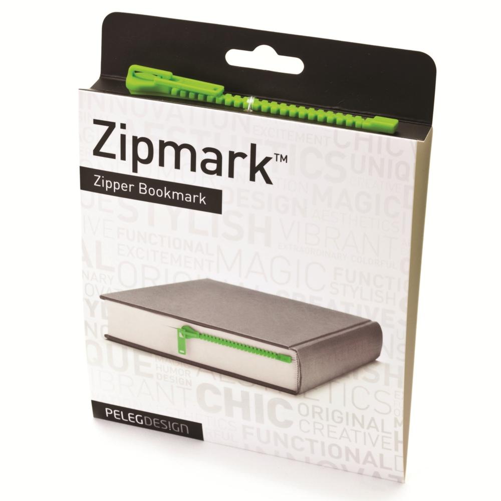 超酷拉链式书签/Zipmark