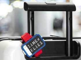 Ototo Design 旅行时光 行李吊牌/Time Flies-Luggage Tag