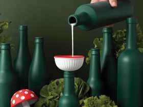 Ototo Design 蘑菇漏斗/Magic Mushroom