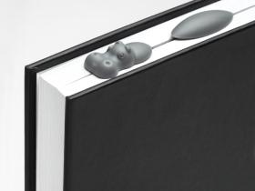 Peleg Design 河马书签/Hippomark