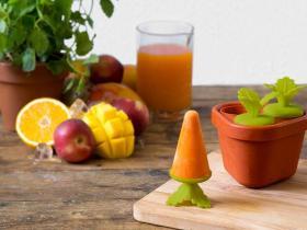 Peleg Design 胡萝卜冰棒机/Veggie Pop-Popsicle Maker