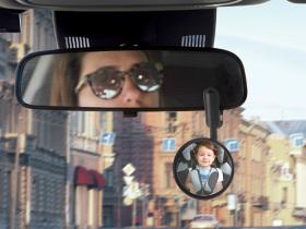 Peleg Design 偷瞄迷你后视镜/Watch It Blindspot Mirror
