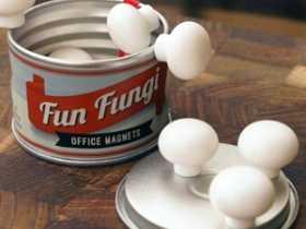 OTOTO DESIGN 蘑菇形磁性贴/Fun Fungi