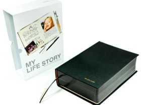 Suck UK 经典人生之书日记本-人生的笔记/My Life Story