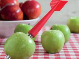 Ototo Design 苹果去核器 Apple Shot 一插去核 简单实用创意厨具