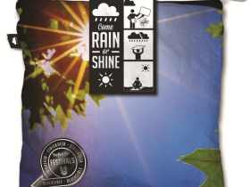 Luckies 户外防水防雨便携坐垫 防雨布 草地垫 创意防潮布 Come Rain Or Shine