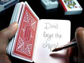 Suck UK 扑克牌便签式笔记本/Playing Card Notebook