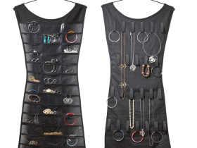 UMBRA LBD 创意小礼服首饰储存袋/收纳袋