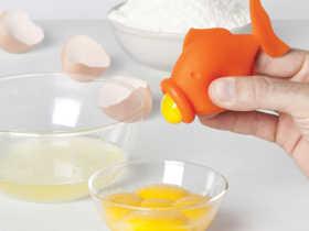 PELEG DESIGN 金鱼蛋清分离器 Yolk Fish鸡蛋蛋清分离器