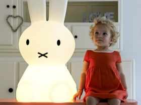 Mr Maria 大号米菲兔台灯/miffy lamp XL