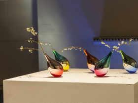 日本设计:花瓣花瓶