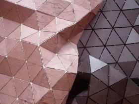 印度石质地毯