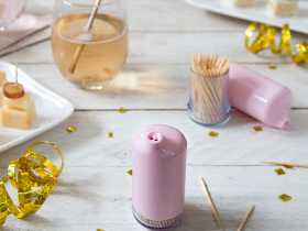 Ototo Design Toothpig Toothpick dispenser