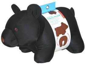 Kikkerland 多变小熊U型枕/Zip & Flip Bear