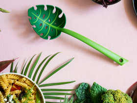 Ototo Design Jungle Spoon-Slotted Spoon