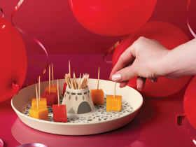 Ototo Design 水果餐盘/Tipi