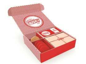 Luckies 英式创意个性贺卡制作盒/Greetings Card Kit