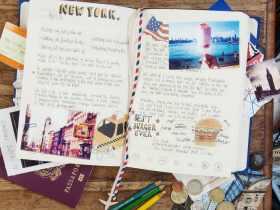 SUCK UK 我的旅行日志/My Travel Journal