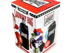 Suck UK 便携仿沙包洗衣袋/Punch Bag Laundry Bag