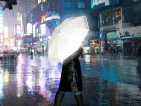Suck UK 高反光夜行伞/Hi-reflective Umbrella